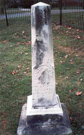 WOLF, PHILIP - Franklin County, Ohio   PHILIP WOLF - Ohio Gravestone Photos