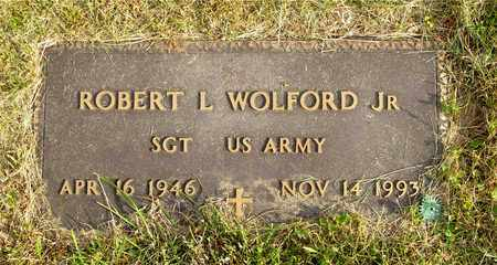 WOLFORD, ROBERT L. - Franklin County, Ohio | ROBERT L. WOLFORD - Ohio Gravestone Photos
