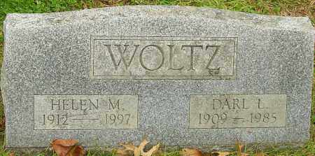 WOLTZ, DARL - Franklin County, Ohio | DARL WOLTZ - Ohio Gravestone Photos