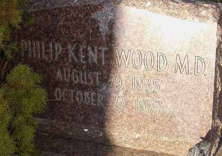 WOOD, PHILIP KENT - Franklin County, Ohio | PHILIP KENT WOOD - Ohio Gravestone Photos