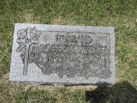 WOOD, ROBERT E. - Franklin County, Ohio   ROBERT E. WOOD - Ohio Gravestone Photos
