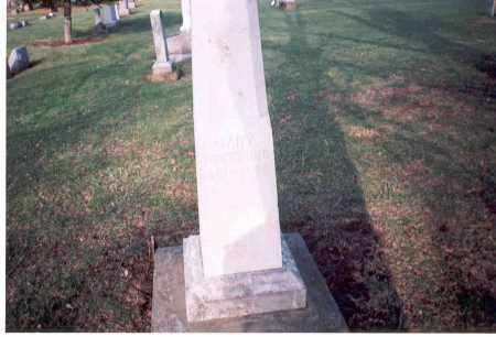 WOODRING, MARY - Franklin County, Ohio   MARY WOODRING - Ohio Gravestone Photos
