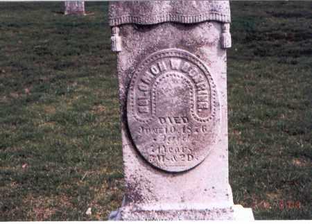 WOODRING, SOLOMON - Franklin County, Ohio   SOLOMON WOODRING - Ohio Gravestone Photos