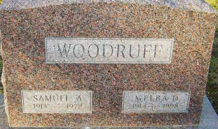 DALEY WOODRUFF, MELBA - Franklin County, Ohio | MELBA DALEY WOODRUFF - Ohio Gravestone Photos