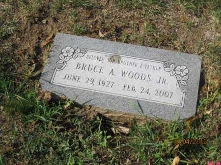 "WOODS, BRUCE A ""BROTHER"" JR - Franklin County, Ohio 