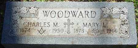WOODWARD, CHARLES MILO - Franklin County, Ohio | CHARLES MILO WOODWARD - Ohio Gravestone Photos