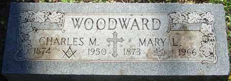 WOODWARD, MARY L - Franklin County, Ohio | MARY L WOODWARD - Ohio Gravestone Photos