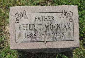 WOZNIAK, PETER T. - Franklin County, Ohio | PETER T. WOZNIAK - Ohio Gravestone Photos