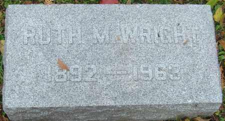 WRIGHT, RUTH M - Franklin County, Ohio | RUTH M WRIGHT - Ohio Gravestone Photos