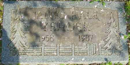 YEAGER, JAMES HALE - Franklin County, Ohio | JAMES HALE YEAGER - Ohio Gravestone Photos