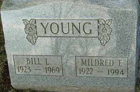 YOUNG, MILDRED E - Franklin County, Ohio | MILDRED E YOUNG - Ohio Gravestone Photos