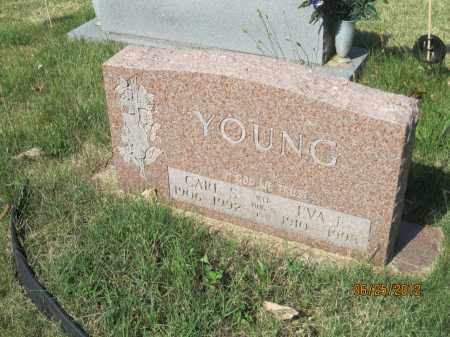 YOUNG YOUNG, EVA F - Franklin County, Ohio | EVA F YOUNG YOUNG - Ohio Gravestone Photos