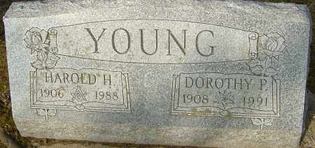 YOUNG, DOROTHY - Franklin County, Ohio | DOROTHY YOUNG - Ohio Gravestone Photos