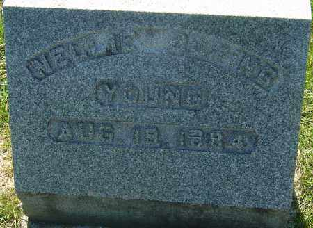 YOUNG, NELLIE - Franklin County, Ohio | NELLIE YOUNG - Ohio Gravestone Photos