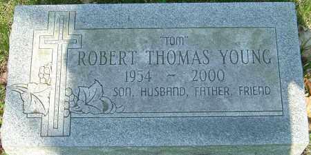 YOUNG, ROBERT THOMAS - Franklin County, Ohio | ROBERT THOMAS YOUNG - Ohio Gravestone Photos