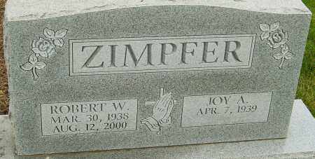 ZIMPFER, ROBERT - Franklin County, Ohio | ROBERT ZIMPFER - Ohio Gravestone Photos