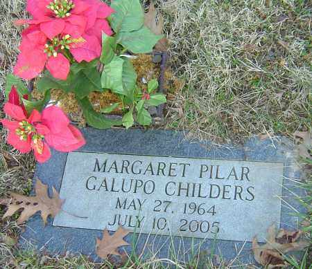 GALUPO CHILDERS, MARGARET - Franklin County, Ohio | MARGARET GALUPO CHILDERS - Ohio Gravestone Photos