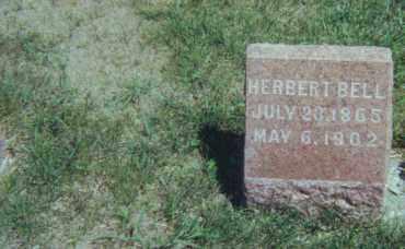 BELL, HERBERT H. - Fulton County, Ohio | HERBERT H. BELL - Ohio Gravestone Photos