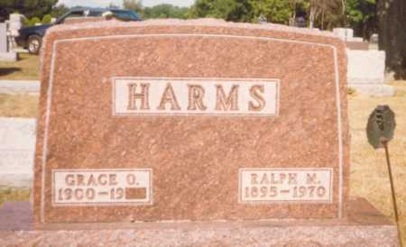 HARMS, GRACE O. - Fulton County, Ohio | GRACE O. HARMS - Ohio Gravestone Photos