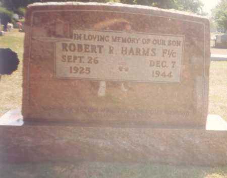 HARMS, ROBERT R. - Fulton County, Ohio   ROBERT R. HARMS - Ohio Gravestone Photos