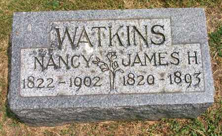 WATKINS, JAMES H. - Fulton County, Ohio | JAMES H. WATKINS - Ohio Gravestone Photos