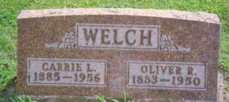 WELCH, OLIVER R. - Fulton County, Ohio | OLIVER R. WELCH - Ohio Gravestone Photos