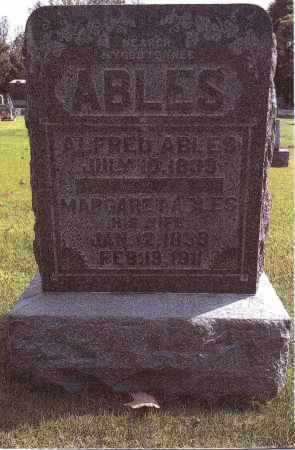ABLES, MARGARET - Gallia County, Ohio | MARGARET ABLES - Ohio Gravestone Photos