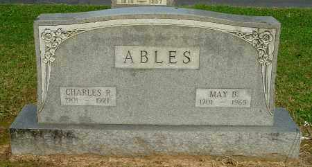 ABLES, MAY B - Gallia County, Ohio | MAY B ABLES - Ohio Gravestone Photos