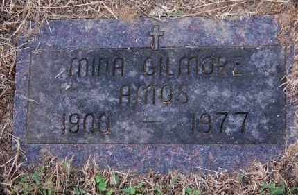 AMOS, MINA - Gallia County, Ohio | MINA AMOS - Ohio Gravestone Photos