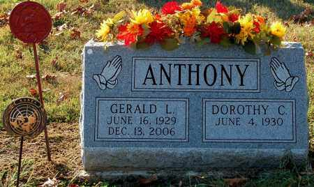 ANTHONY, DOROTHY C. - Gallia County, Ohio | DOROTHY C. ANTHONY - Ohio Gravestone Photos