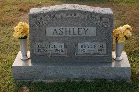 ASHLEY, CLAUDE H. - Gallia County, Ohio | CLAUDE H. ASHLEY - Ohio Gravestone Photos