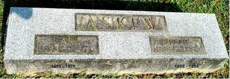 ASKEW, CARL - Gallia County, Ohio | CARL ASKEW - Ohio Gravestone Photos