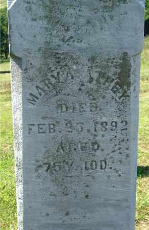 ATHEY, MARY A - Gallia County, Ohio | MARY A ATHEY - Ohio Gravestone Photos