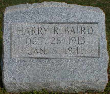 BAIRD, HARRY - Gallia County, Ohio | HARRY BAIRD - Ohio Gravestone Photos