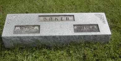 BAKER, HATTIE - Gallia County, Ohio | HATTIE BAKER - Ohio Gravestone Photos