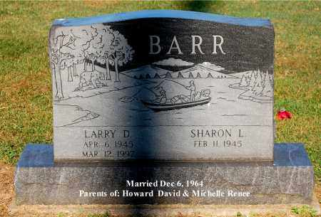 BARR, LARRY D - Gallia County, Ohio | LARRY D BARR - Ohio Gravestone Photos