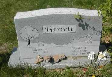 BARRETT, GERALD - Gallia County, Ohio | GERALD BARRETT - Ohio Gravestone Photos