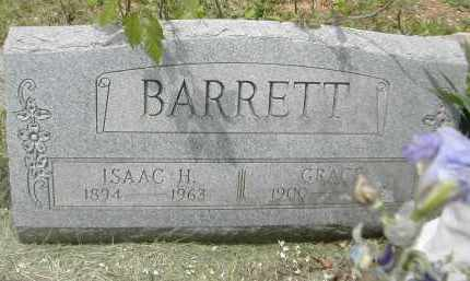 BARRETT, ISAAC - Gallia County, Ohio | ISAAC BARRETT - Ohio Gravestone Photos