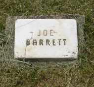 BARRETT, JOE - Gallia County, Ohio | JOE BARRETT - Ohio Gravestone Photos