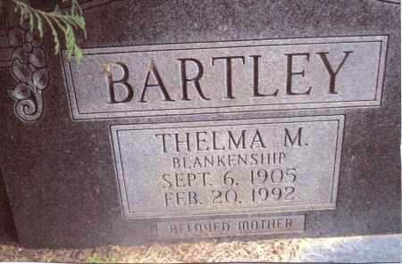 BARTLEY, THELMA M. - Gallia County, Ohio | THELMA M. BARTLEY - Ohio Gravestone Photos