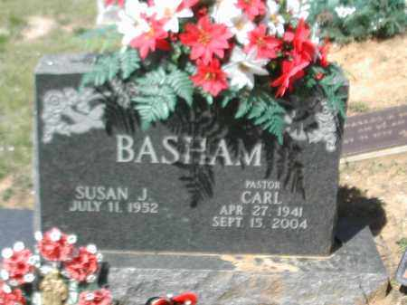 BASHAM, CARL - Gallia County, Ohio | CARL BASHAM - Ohio Gravestone Photos