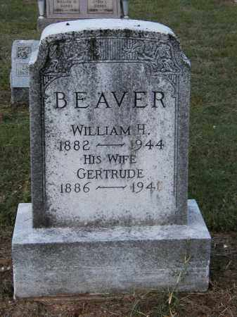 BEAVER, WILLIAM H. - Gallia County, Ohio | WILLIAM H. BEAVER - Ohio Gravestone Photos