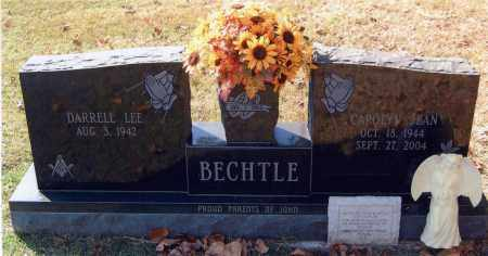 BECHTLE, CAROLYN JEAN - Gallia County, Ohio | CAROLYN JEAN BECHTLE - Ohio Gravestone Photos