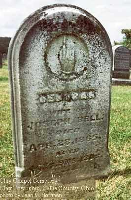 BELL, DEBORAH - Gallia County, Ohio | DEBORAH BELL - Ohio Gravestone Photos