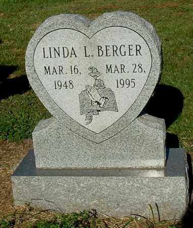 BERGER, LINDA L - Gallia County, Ohio | LINDA L BERGER - Ohio Gravestone Photos
