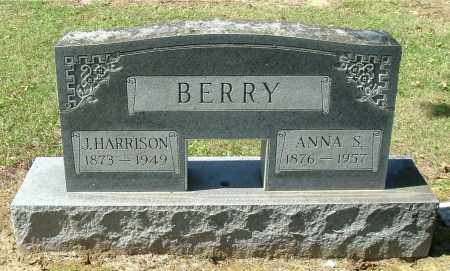 BERRY, J HARRISON - Gallia County, Ohio | J HARRISON BERRY - Ohio Gravestone Photos