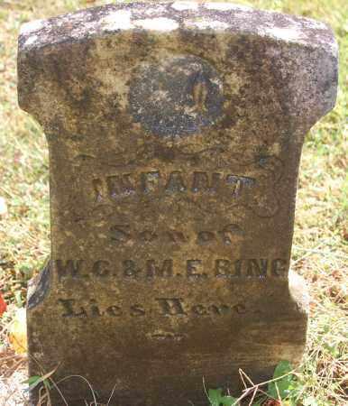 BING, INFANT SON - Gallia County, Ohio | INFANT SON BING - Ohio Gravestone Photos