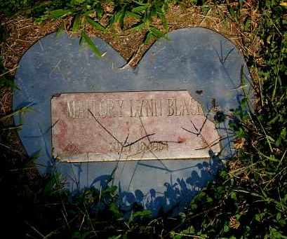 BLACK, MALLORY LYNN - Gallia County, Ohio | MALLORY LYNN BLACK - Ohio Gravestone Photos