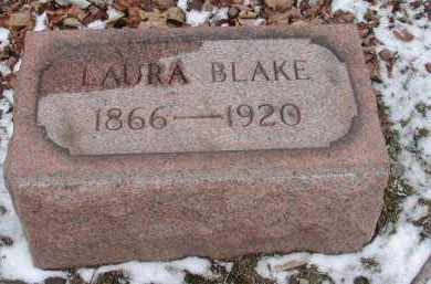 BLAKE, LAURA - Gallia County, Ohio | LAURA BLAKE - Ohio Gravestone Photos