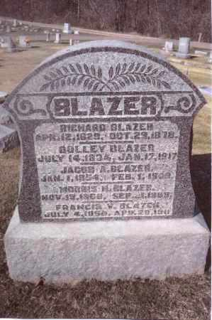 BLAZER, DOLLEY - Gallia County, Ohio | DOLLEY BLAZER - Ohio Gravestone Photos